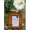 Pyrenean Rhododendron and blend flowers honey - Organic - jar 250g