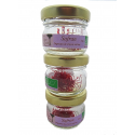 Saffron - Set of 3 jars - 3 x 0.2g